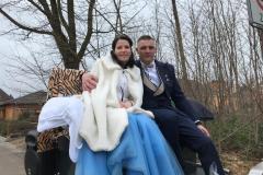 Prinzenpaar beim OCC